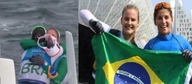 Nadadoras brasileiras vencem Olimpíada