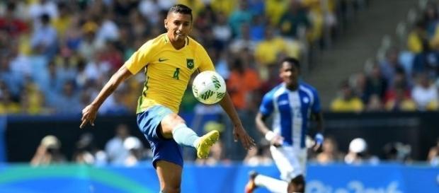 O Brasil não deu mole para Honduras, fez 6 a 0 e está na final do futebol olímpico masculino.