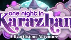 Hearthstone 'One Night In Karazhan:' Medivh vs. Prince Malchezaar (Week 1)