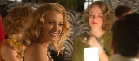 Blake Lively en 'Café Society', lo último de Woody Allen