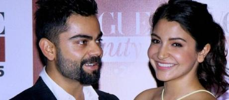 Bollywood actresses and cricketers - Source: deccanchronicle.com/sports/cricket/260216/anushka-sharma-s-brother-comes-to-virat-kohli-s-rescue.html