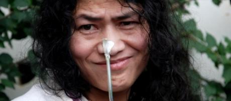 The Life And Times of The World's Longest Hunger Striker - Irom ... - thebetterindia.com