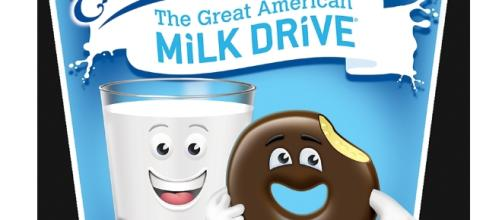 Entenmann's Bakery and The Great American Milk Drive are working together to give milk to people in need. / Photo via Desiree Rosa, Freeman PR.