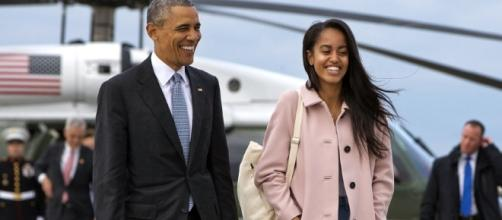 Malia Obama Will Attend Harvard, White House Says : The Two-Way : NPR - npr.org