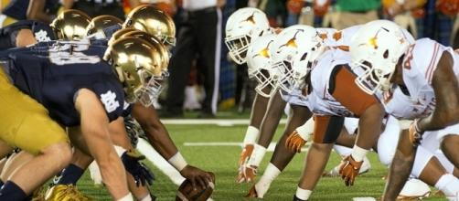 Notre Dame Football: Are they a title contender? Photo complements of huffingtonpost.com