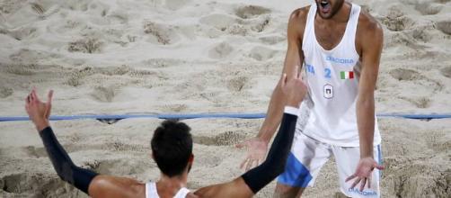 Olimpiadi di Rio 2016, beach volley: Lupo-Nicolai da sogno, Italia ... - corriere.it