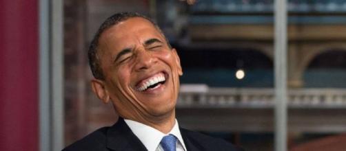 president-obama-laughing.jpg ...- dailynewsbin.com