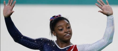 Simone Biles would like to do 'Dancing with the Stars' next spring. Agência Brasil Fotografias/Wikimedia Commons