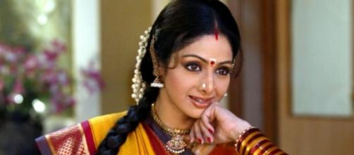 South Indian actresses --- Image from: tenetnews.com/top-films-of-sridevi_367.html