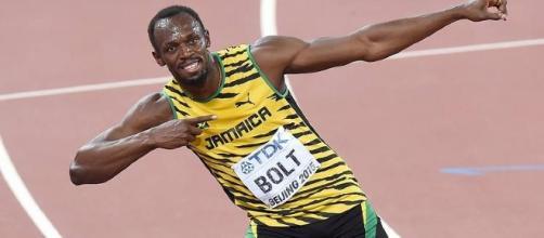 Usain Bolt in continua caccia di record