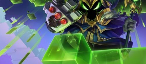Veigar, campeón de League of Legends