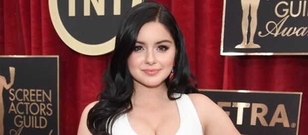 Ariel Winter fights against bullying - thecelebrityauction.co