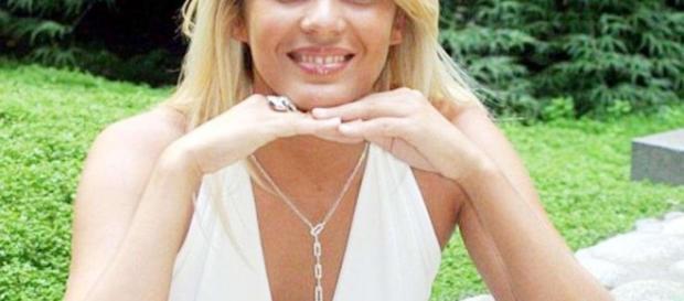 La conduttrice Eleonora Daniele