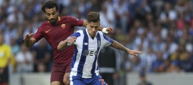 Salah e Otávio estiveram em evidência no FC Porto