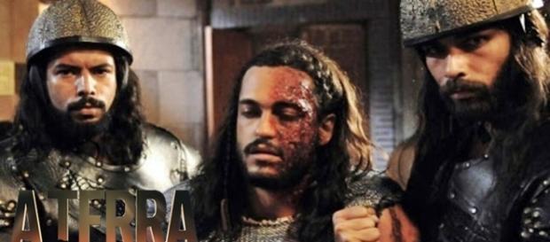 Tobias é capturado e se torna um gladiador