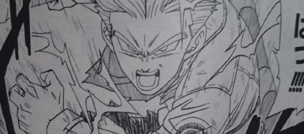 Trunks SSJ 2 Dragon Ball Super
