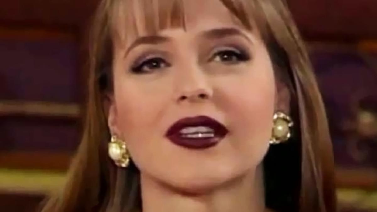 Angelique Boyer Pelada polêmica: gabriela spanic, a eterna 'usurpadora', faz cenas