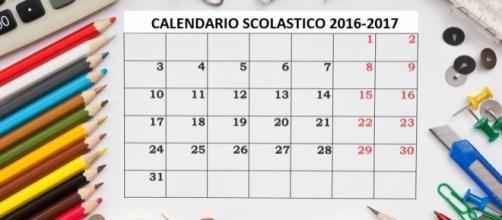 Miur Calendario Scolastico.Calendario Scolastico 2016 7 Date Ufficiali Inizio E Fine