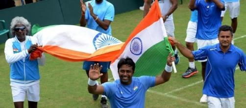 El tenista indio Leander Paes disputará en Río de Janeiro sus séptimos JJOO consecutivos