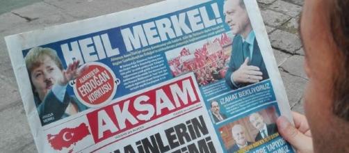 Istanbul : Türkei und Deutschland: «Kein Freund, sondern ein Feind ... - lr-online.de