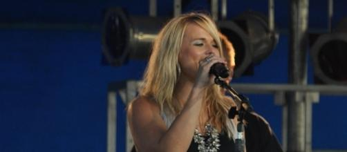 Miranda Lambert gets teary singing a song she wrote with her ex! Photo: Flickr by Rona Proudfoot Safe Public Use