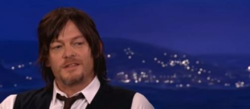 Norman Reedus talks about 'The Walking Dead' and Negan's law - Photo via YouTube