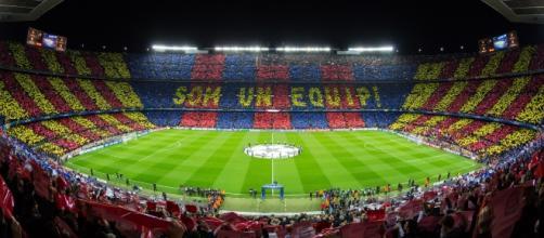 O Barcelona defronta o Leicester