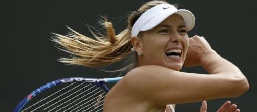 Os fãs não poderão ver de perto a bela tenista russa, Maria Sharapova, no Rio de Janeiro, pois ela está suspensa por doping
