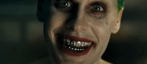 'Suicide Squad's' Jared Leto was sending some pretty creepy gifts to his co-stars and now he explains why! Photo: YouTube 'Suicide Squad' screen shot