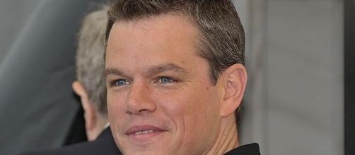 Superstar: Matt Damon Courtesy: Wikimedia Commons.