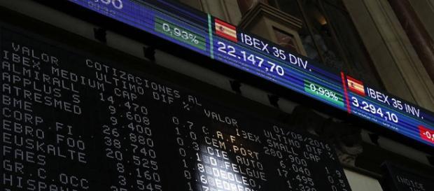 Bolsa - La Bolsa española pierde el 0,86 % y los 8.600 puntos ... - diariodenavarra.es