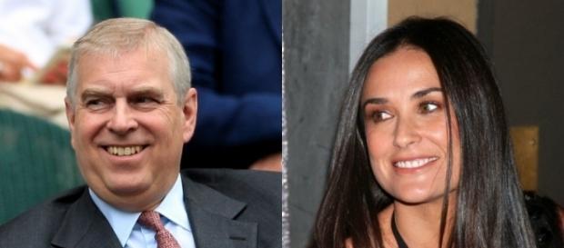Demi Moore en couple avec l'oncle du Prince William ?