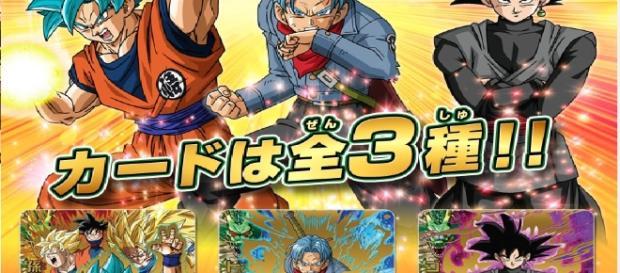 Dragon Ball Heroes nuevas actializaciones.