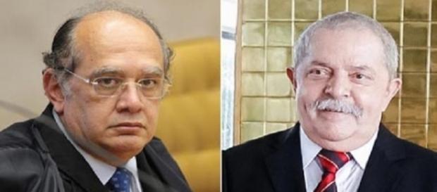 Ministro Gilmar Mendes criticou atitude de Lula