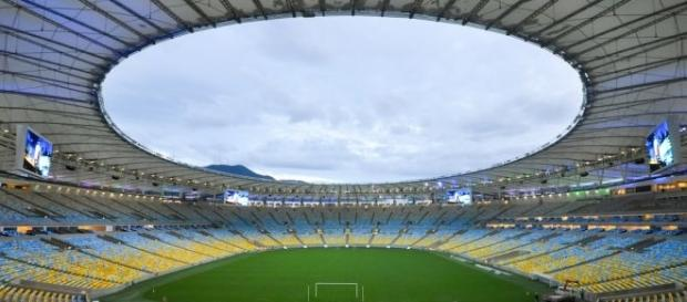 O Maracanã será o palco da final do futebol olímpico, no dia 20 de agosto.