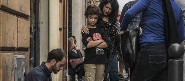 Scrittore per strada: L'Onorevole David Sassoli parla di me - blogspot.com