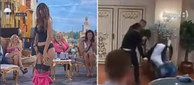 Sexe et bagarres dans Parovi sur Happy TV en Serbie !