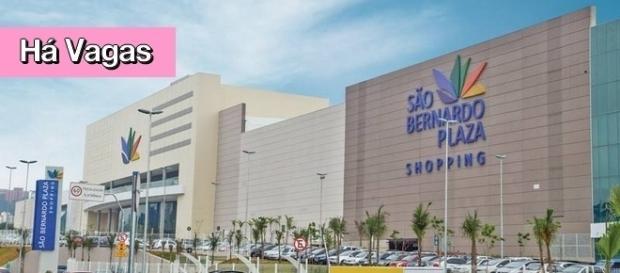 Shopping busca profissionais para atendimento ao público