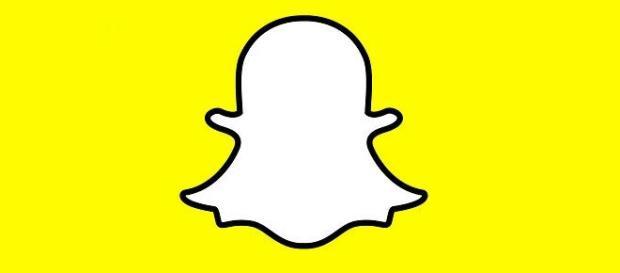 Snapchat logo. Source: Wikimedia Commons.