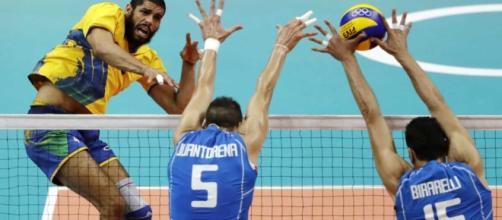 Brasil x Rússia: vôlei masculino ao vivo