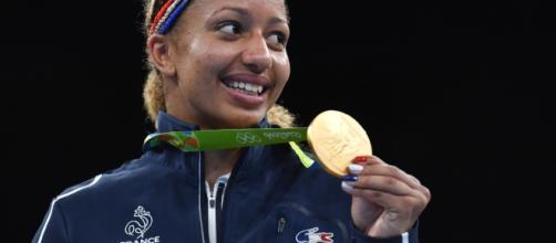 #JO Rio 2016 : Estelle Mossely en or, Elodie Clouvel et Haby Niaré en argent- bfmtv.com
