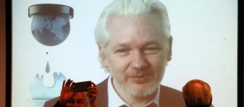 Julian Assange, fondatore di Wikileaks
