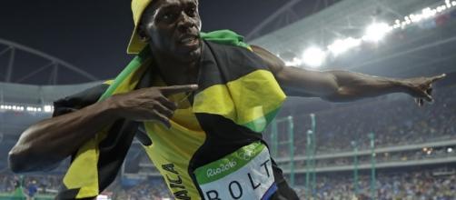 La leyenda de Usain Bolt se hace más grande con el oro en los 100 ... - nacion.com
