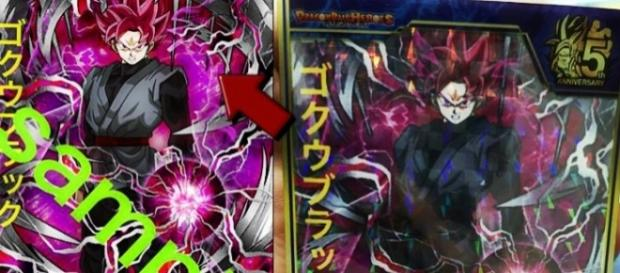 Esta sería la nueva transformación de Goku Black.