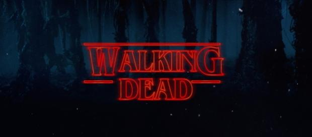 Fãs recriam abertura de TWD ao estilo Stranger Things