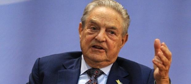 George Soros, amerykański miliarder żydowskiego pochodzenia