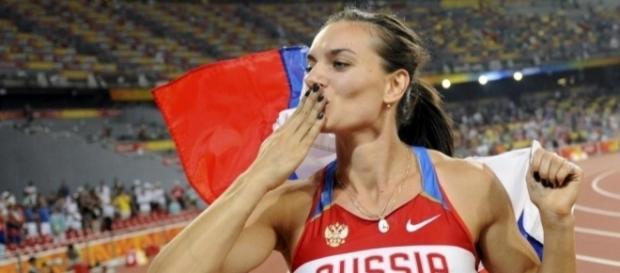 Isimbáyeva dice adiós de las competencias deportivas