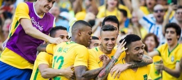 O Brasil pode ganhar a sua primeira medalha de ouro no futebol olímpico b2042f2b1e5d7
