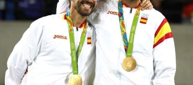 Olimpiadas de Río 2016, medalla de oro.