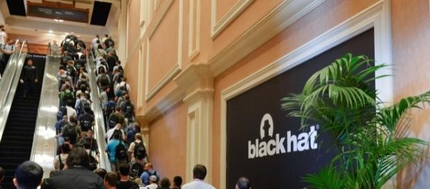Over 12,000 people attended the Black Hat cyber security in Las Vegas this month. Photo: Black Hat